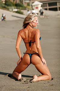 Beach Bombshell - Part 2